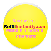 TMobile Instant refill top up