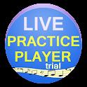 Practice Player Live Midi Try icon