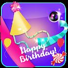 Compleanno Collage di Foto icon