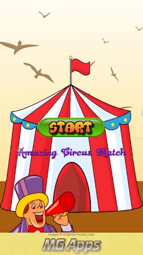 Amazing Circus Match