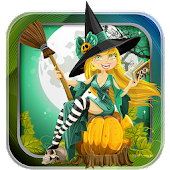 Download Witch Dress Up Game APK to PC