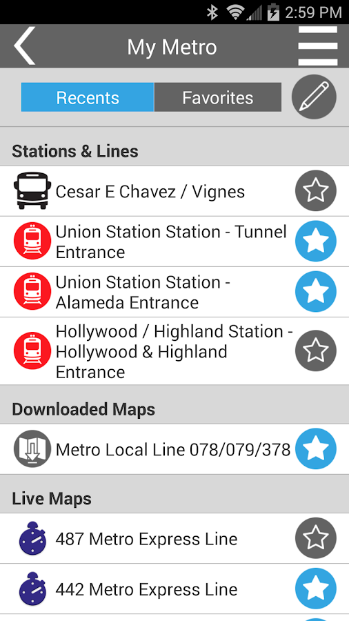 Go Metro Los Angeles- screenshot