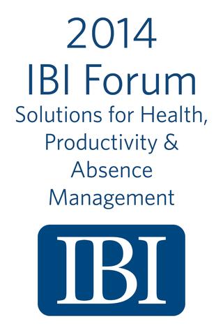 2014 IBI Forum