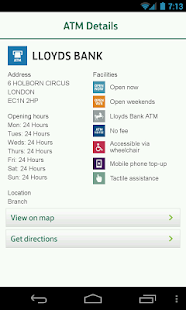 Lloyds Bank Mobile Banking - screenshot thumbnail