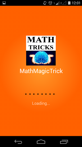 Math Magic Tricks 2015
