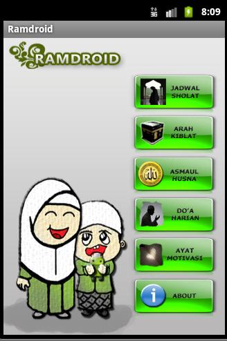 Ramdroid