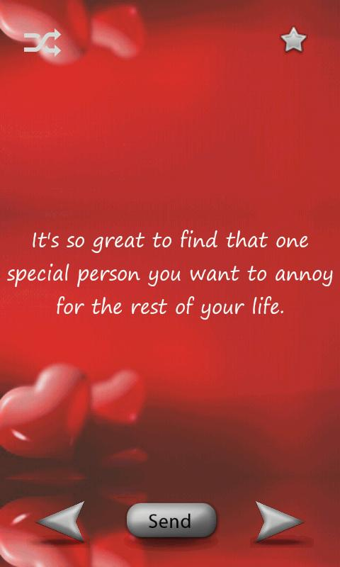 Love & Romance Quotes Premium - screenshot