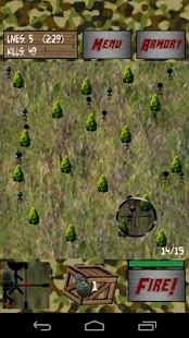 Sniper Defense- screenshot thumbnail