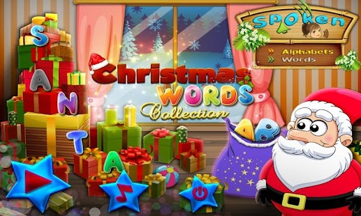 Christmas - Collect alphabet- screenshot thumbnail