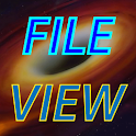 File View logo