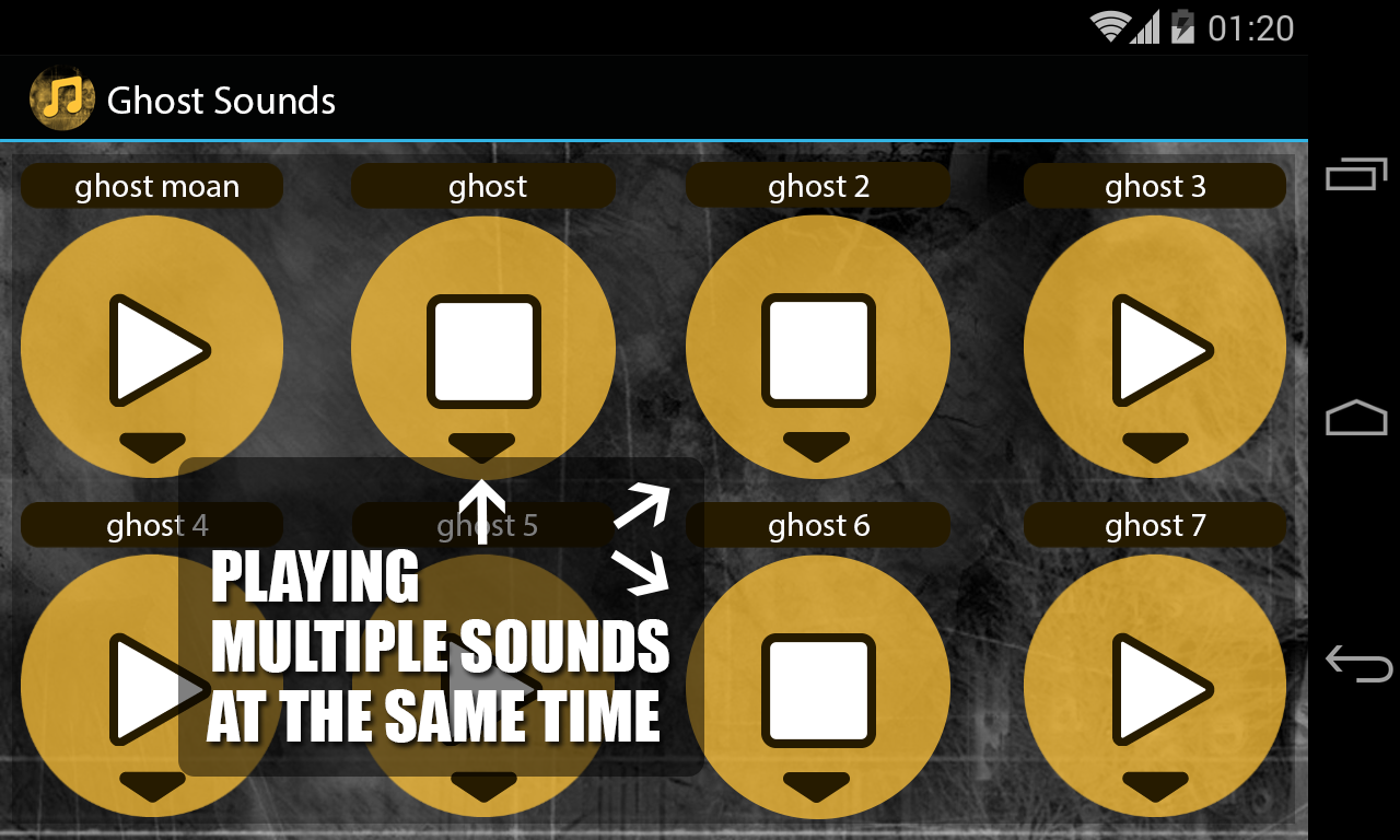 Suara Hantu Apl Android Di Google Play