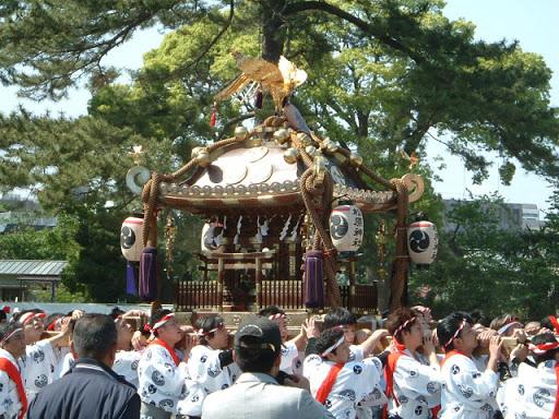 松原神社例大祭