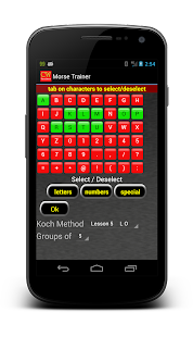 玩免費通訊APP|下載Morse Trainer for Ham Radio app不用錢|硬是要APP