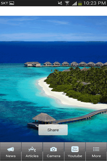 Exotic Locations