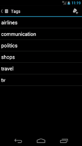 Simple Black List screenshot 2
