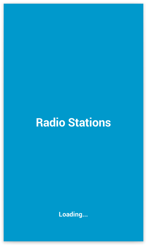 United Kingdom Radios - screenshot