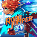 ROAD JUMPER 3D logo