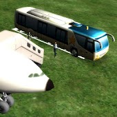 Airport Bus Simulator Parking