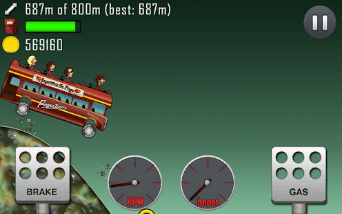 Hill Climb Racing v1.5.2 (Unlimited Money) Download Android Apk App