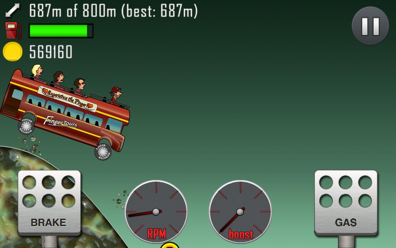 Phần mềm - Hill Climb Racing - Game giết thời gian nho nhỏ cho ...