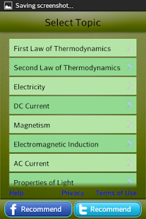 Physics Grade 11 12 College 2- screenshot thumbnail