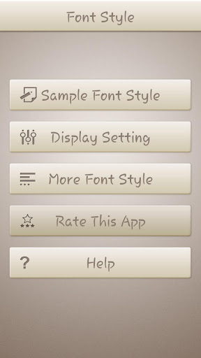 Comic Font Style