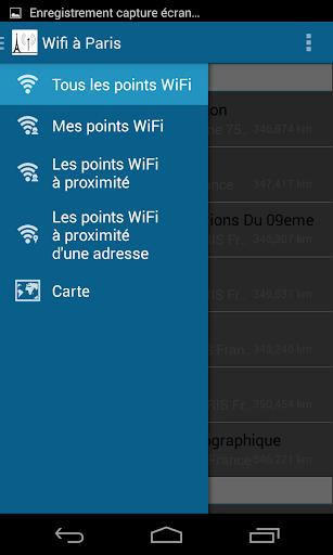 Wifi à Paris