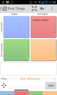(M. E.) Habits To-do Tasks GTD - screenshot thumbnail