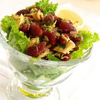 Vinny's Red Kidney Bean Salad.