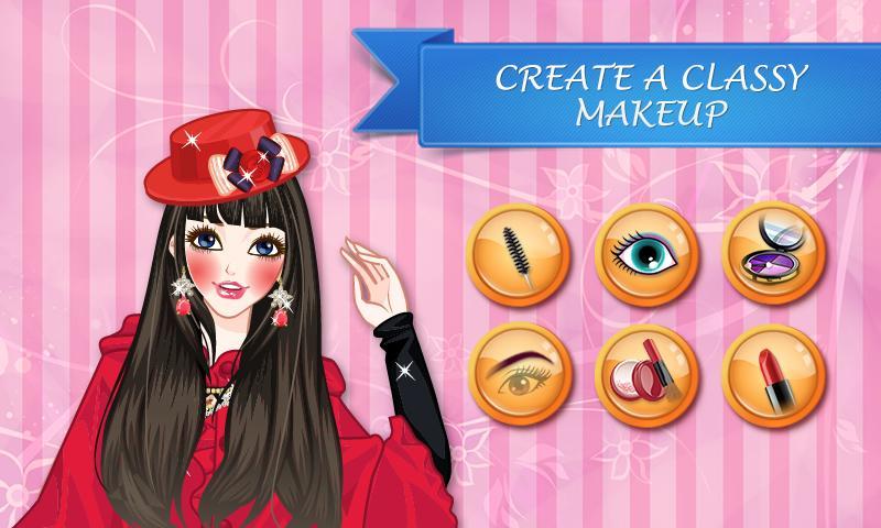 Ariana Red Dress Makeover - screenshot