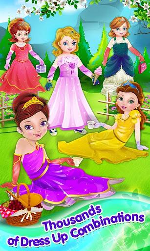 【免費休閒App】Tiny Princess Dressup & Makeup-APP點子