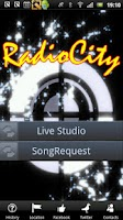 Screenshot of Radio City 1386AM (2.2+)