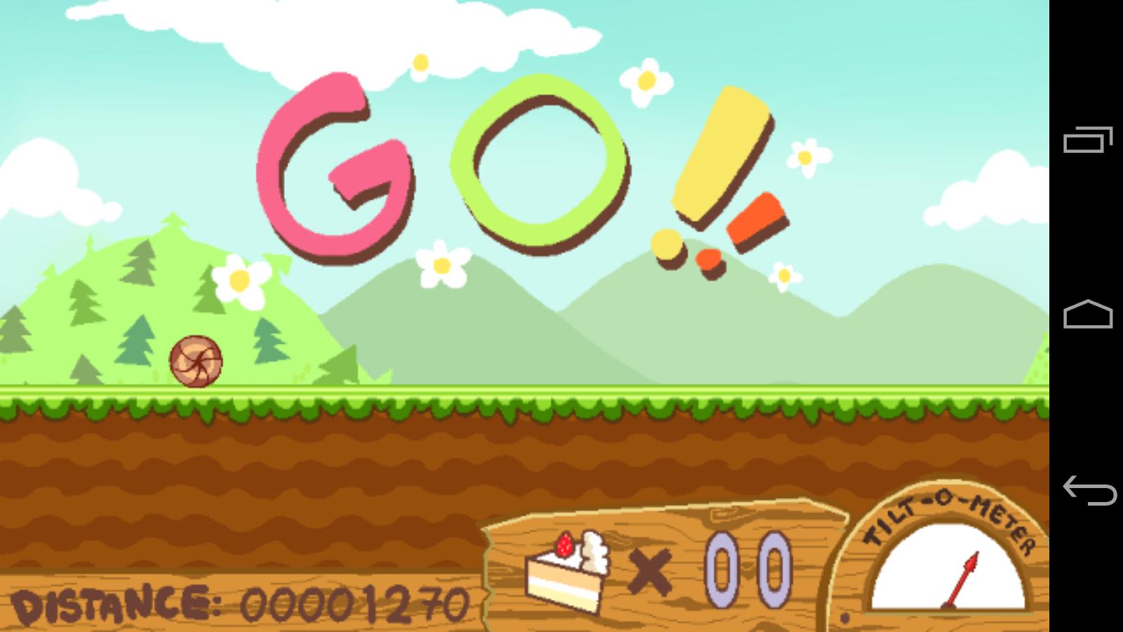 Dillo Dash - screenshot