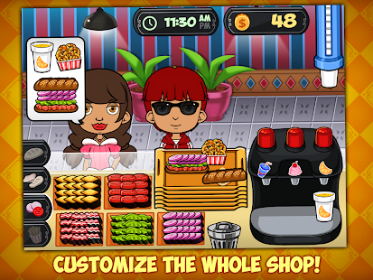 My Sandwich Shop- screenshot thumbnail