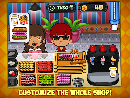 My Sandwich Shop - Food Store 1.2.6 screenshot 100253