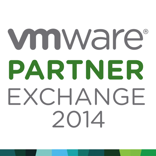 VMware Partner Exchange 2014 LOGO-APP點子