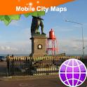 Vlissingen Middelburg Map logo