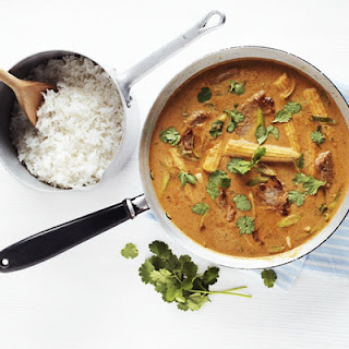 Thai Pork & Peanut Curry