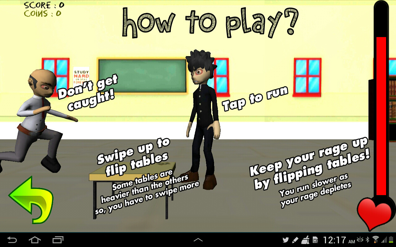 Flip The Table table flip free - android apps on google play
