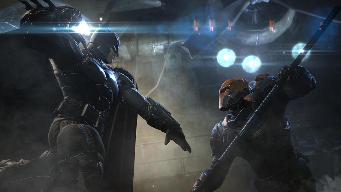 Batman Arkham Origins screenshot #1