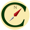 Poly Compass icon