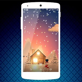 Merry Christmas Live Wallpaper- screenshot thumbnail