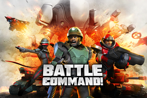 Battle Command! screenshot #6