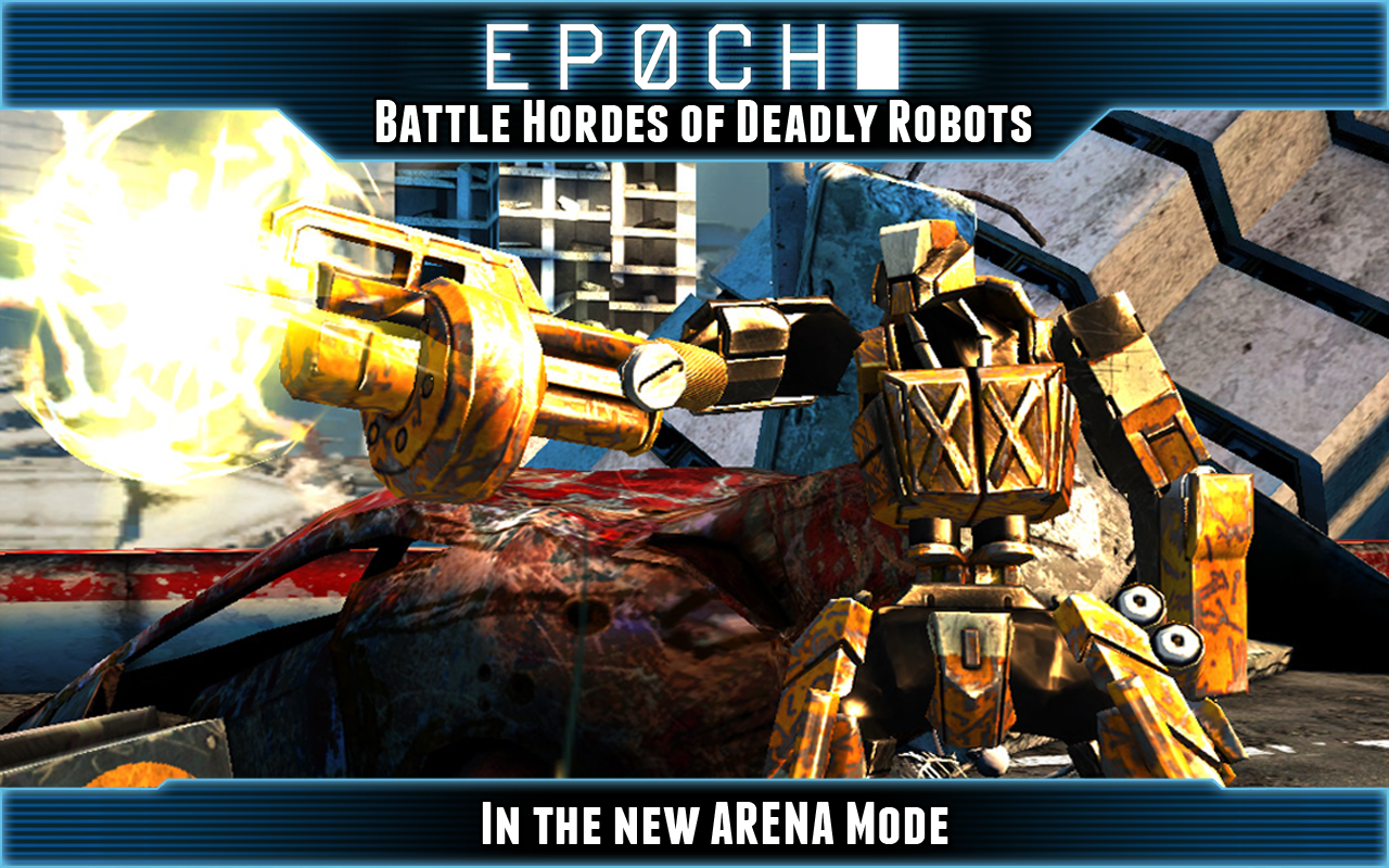 EPOCH - screenshot