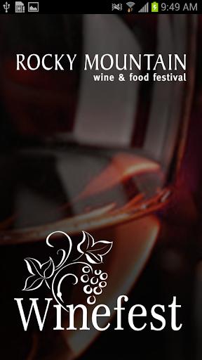 RMWFF Winefest