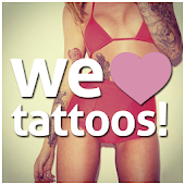 We Love Tattoos! Photo Gallery