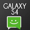 Go SMS pro - GALAXY s4 HD icon