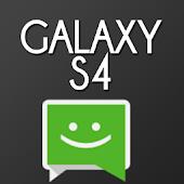 Go SMS pro - GALAXY s4 HD
