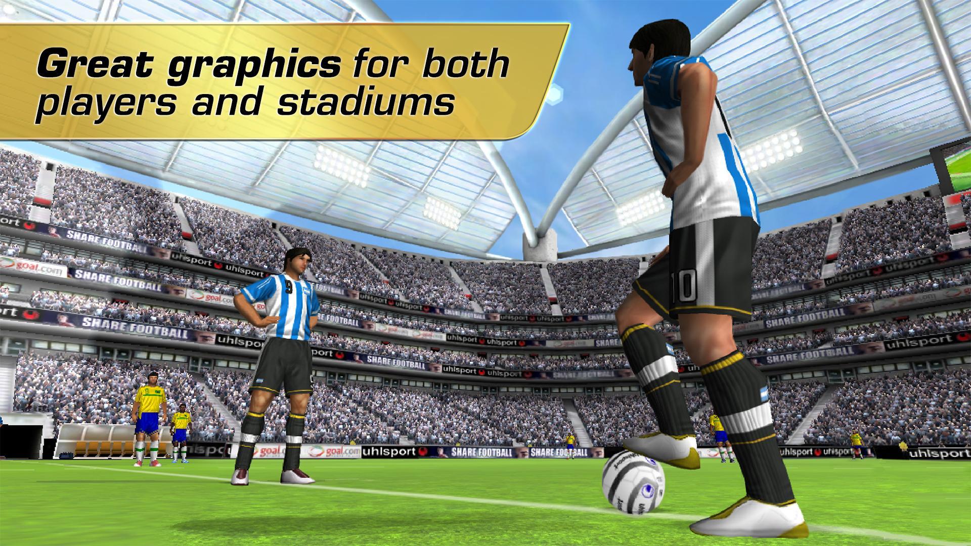 Real Soccer 2012 screenshot #10