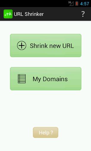 TK URL Shrink